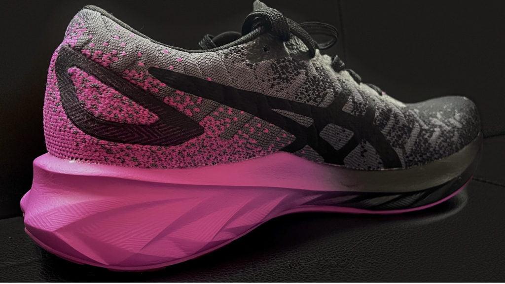 Test chaussures Asics DYNABLAST 2021