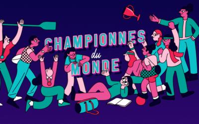 Le Podcast Championnes du Monde