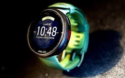 Test: La montre POLAR VANTAGE V2