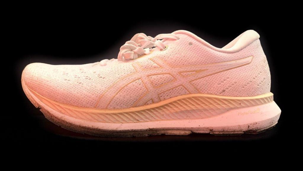 Test des chaussures Asics EVORIDE