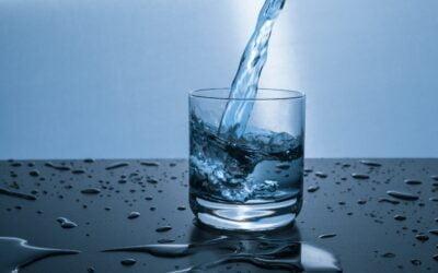 L'hydratation en course à pieds.