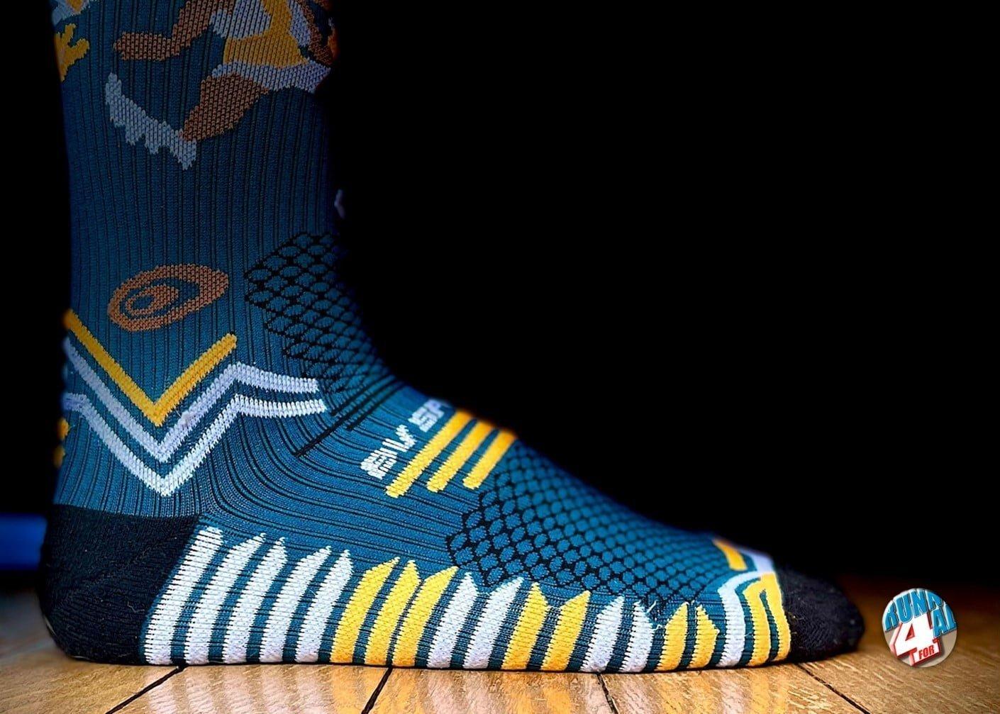 chaussettes BV sport des bosses et des bulles