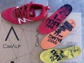Chaussures Cimalp 864