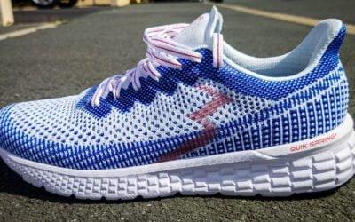 Test des chaussures 361° Fierce running