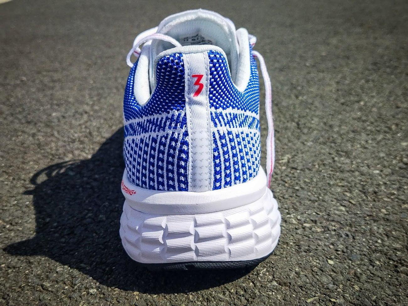 Chaussures running 361° 6