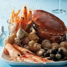 Plateau de crabes