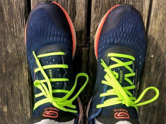 Le lcage des chaussures de running 2