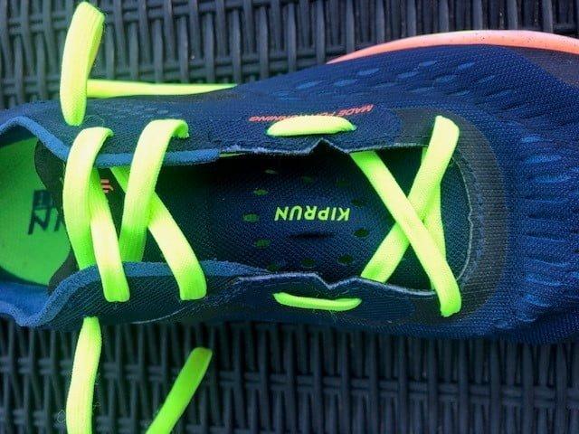 Le lcage des chaussures de running 4