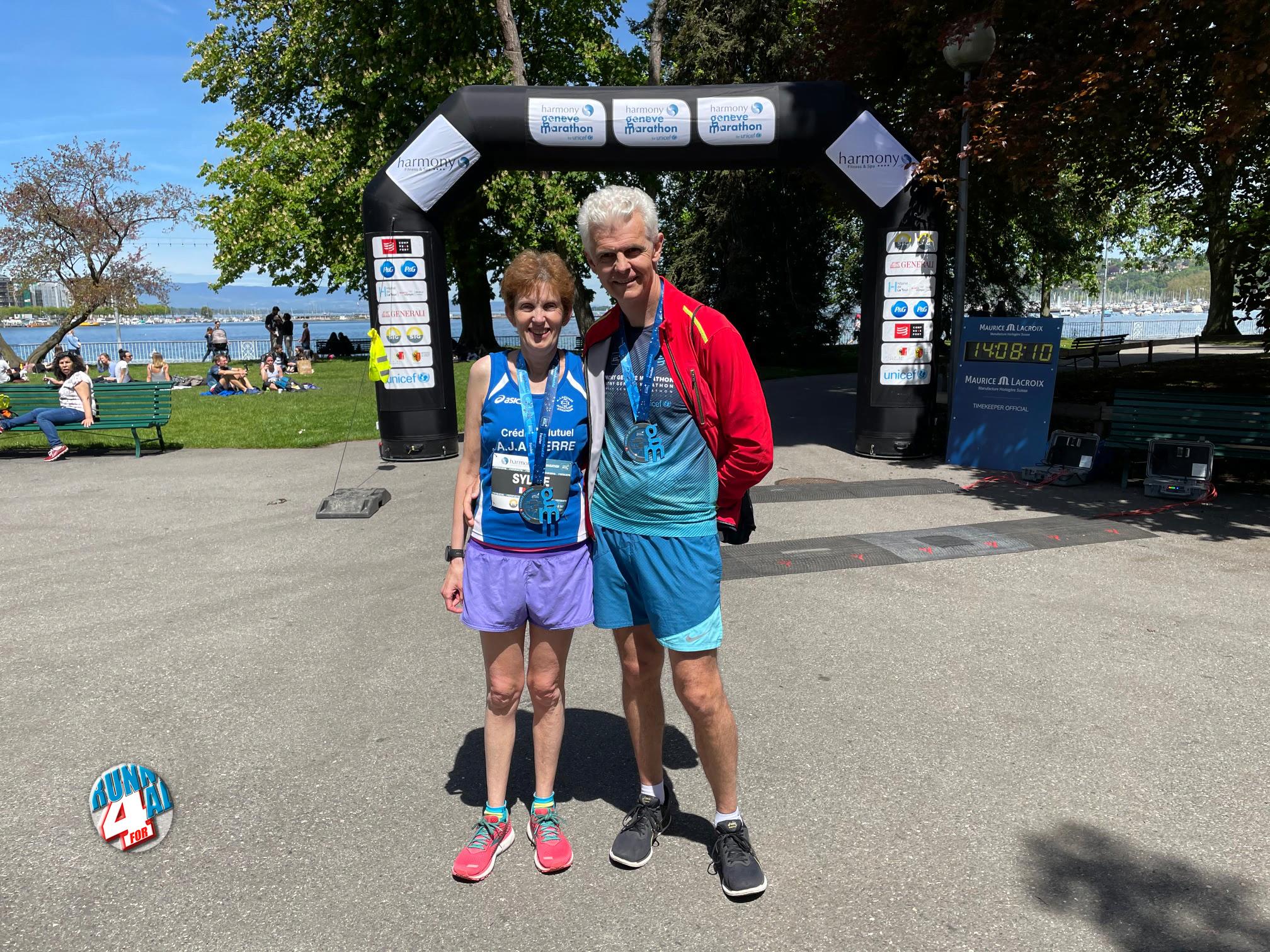 Marathon de Geneve 2021 4