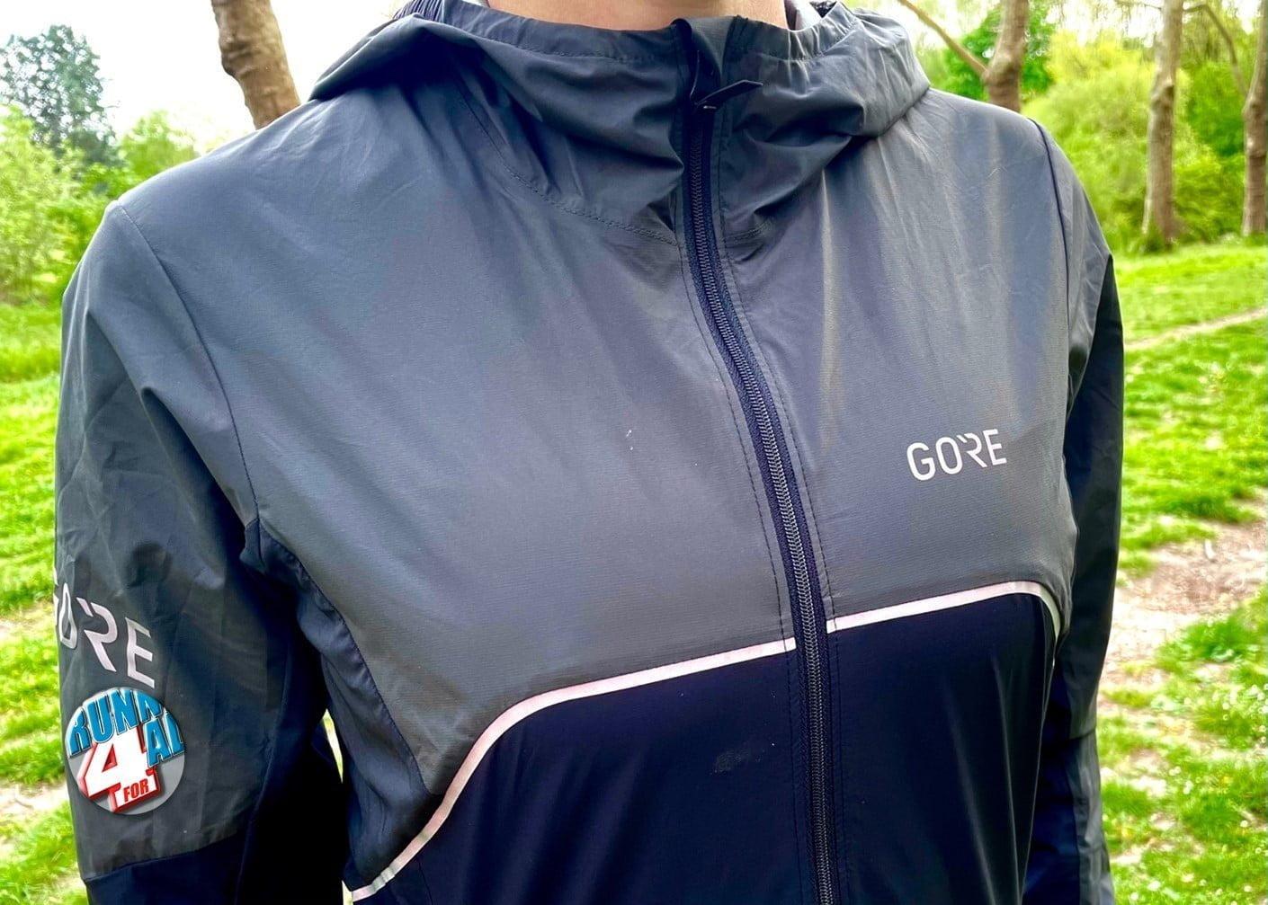 Veste GoreTex R7 11