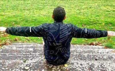 Test: La veste New Balance Accelerate Reflective