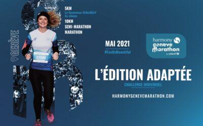 Le Marathon de Genève 2021 en édition adaptée