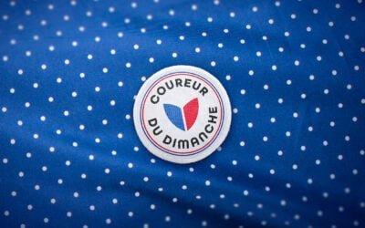 Coureur du dimanche, une marque textile made in France