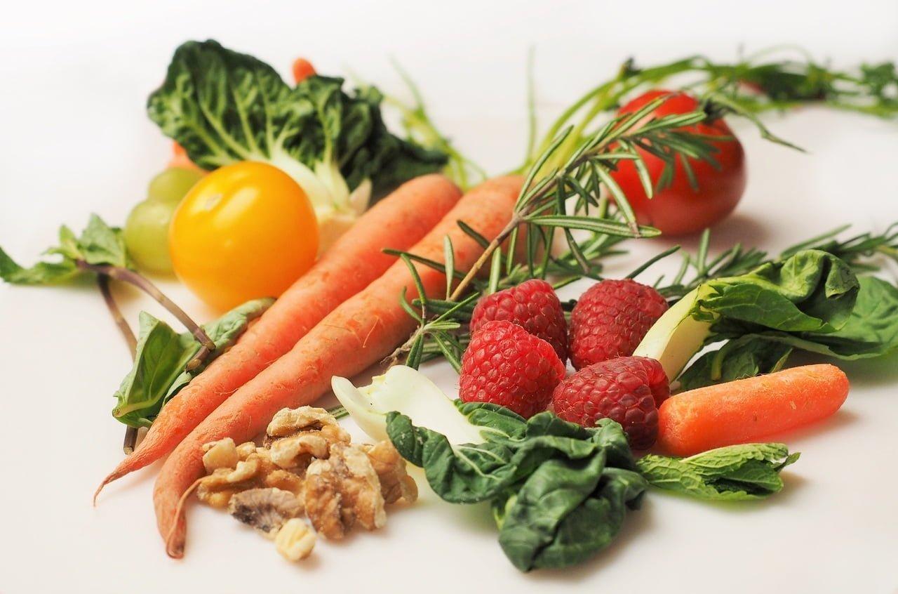Fruits et légumes d'été