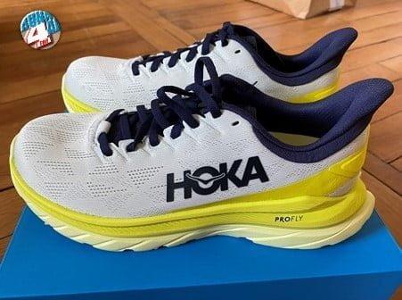 Hoka Mach 4