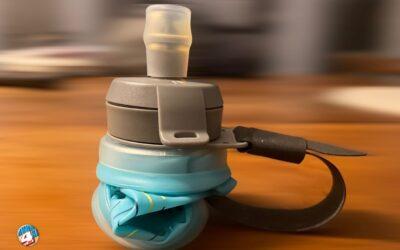 Test: Bidon souple HydraPak Skyflask speed 350ml