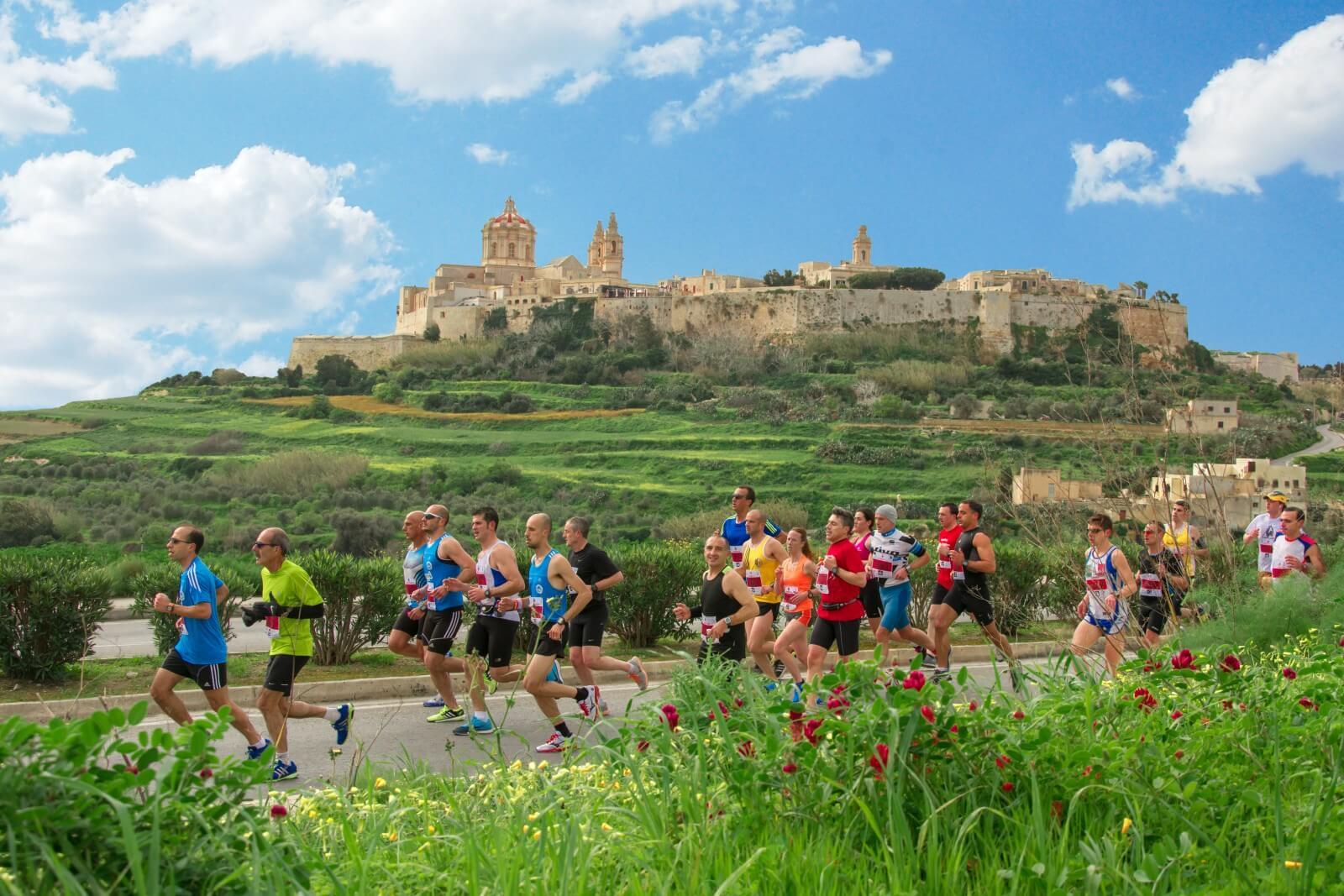 Marathon Malte