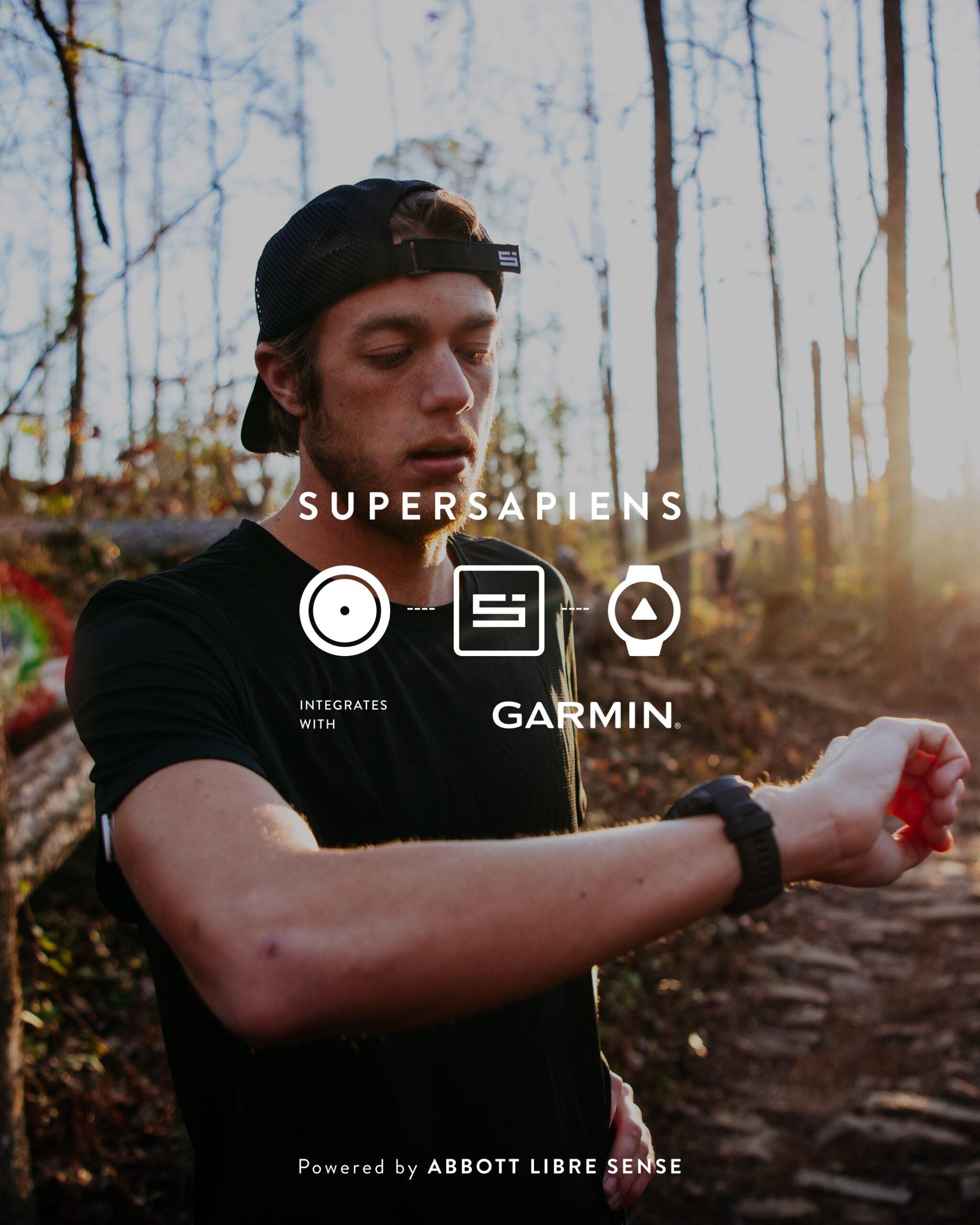 Supersapiens et Garmin