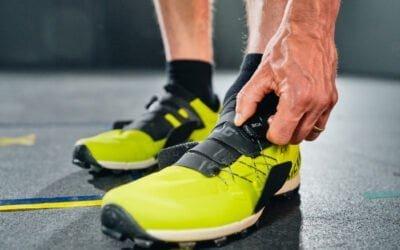 Nouvelles chaussures trail ICEBUG SISU