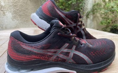 Test des chaussures Asics Gel Kayano 28