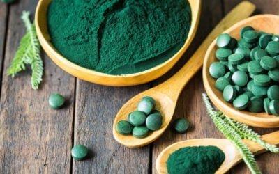 Spiruline: Les bienfaits de cette algue végétale