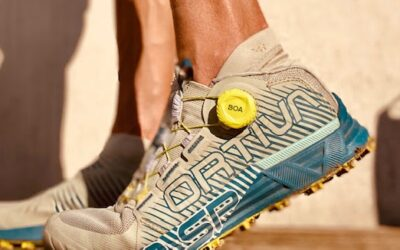 Test chaussures trail: La Sportiva Cyklon