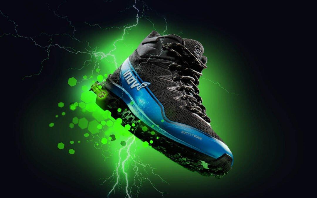 Nouveauté chez Inov-8: Les chaussures ROCFLY G 390